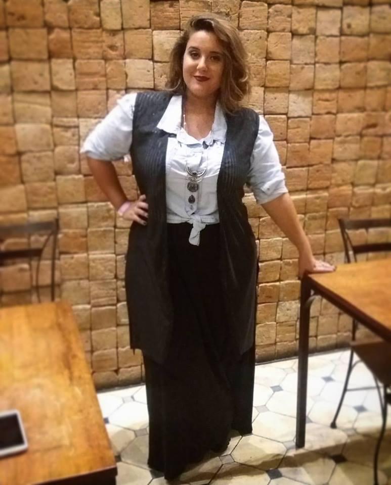 Patricia, do Blog Tamanho P