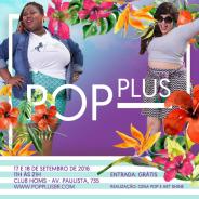 Evento POP Plus – 14ª edição