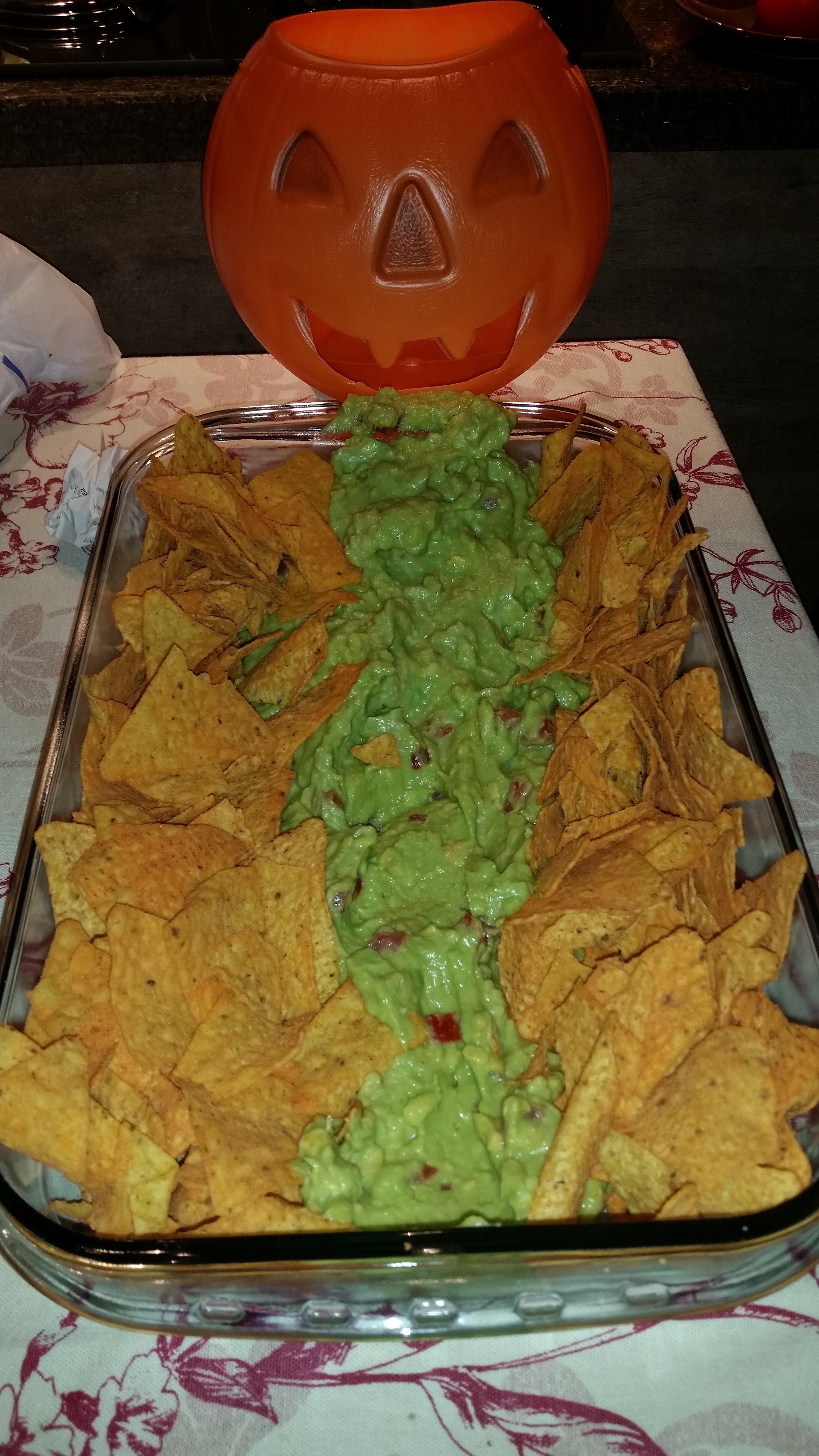 comida halloween lady fofa 1