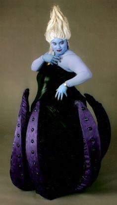 Essa Ursula tá iraaaada! Foto do Pinterest retirada da Tracey Rogers