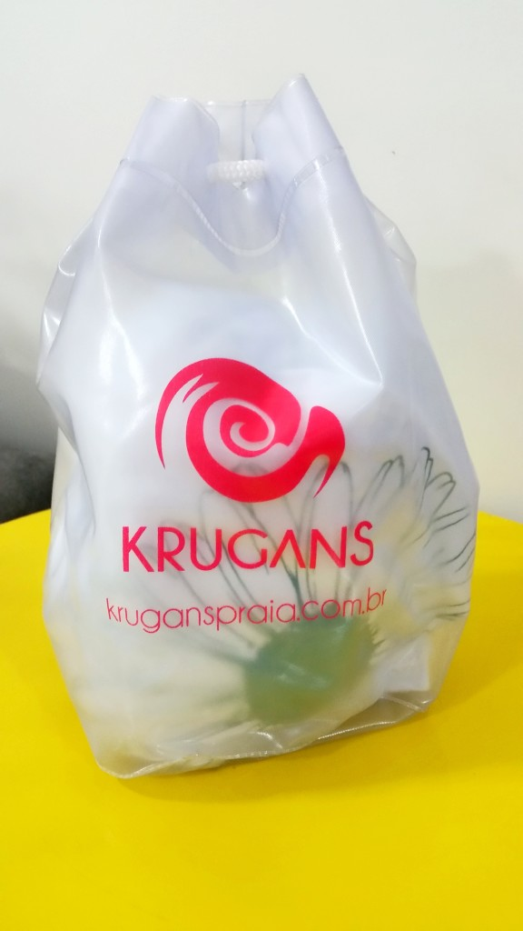 Biquinis e peças fitness da Krugans! Eu ganhei uma t-shirt gracinha!