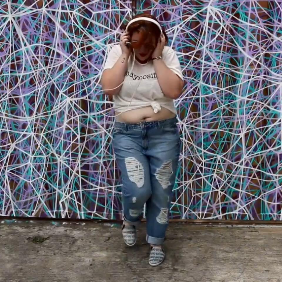 Gabi, maravilhosa, do blog Garotas Gordinhas