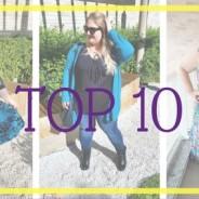 TOP 10 looks que mais gostei de 2016!