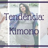 Tendência: Kimono (como usar?)