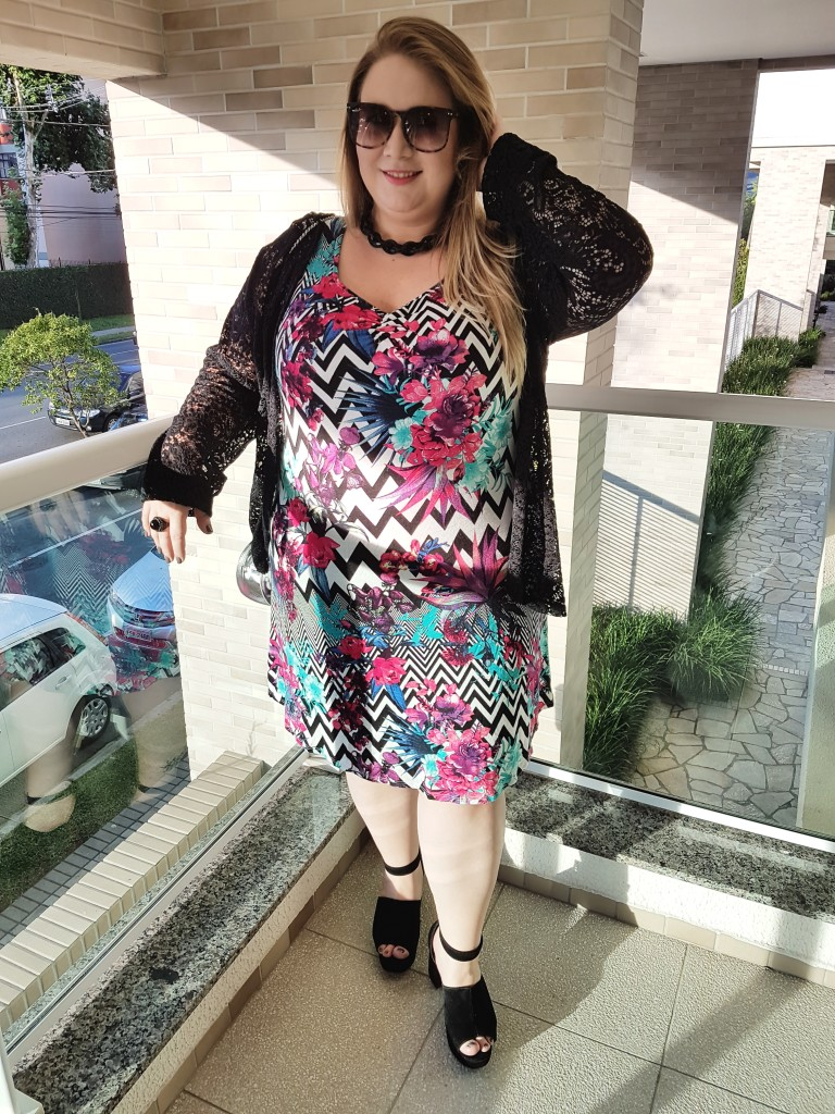 vestido plus size estampado mirasul blog lady fofa 1