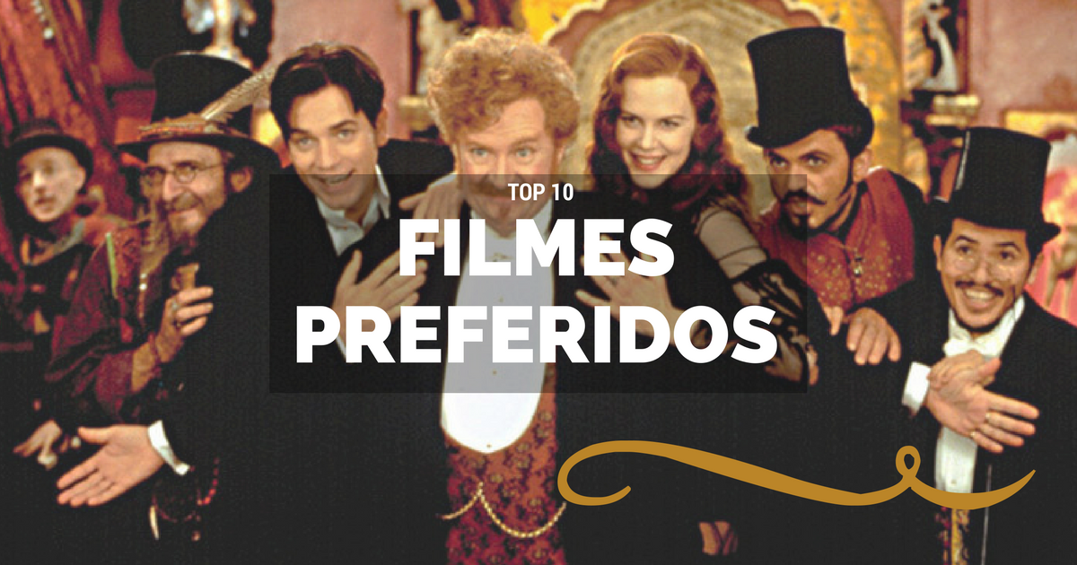 Top 10 Filmes Preferidos