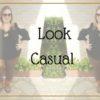 Look plus size casual + Promo de jeans!